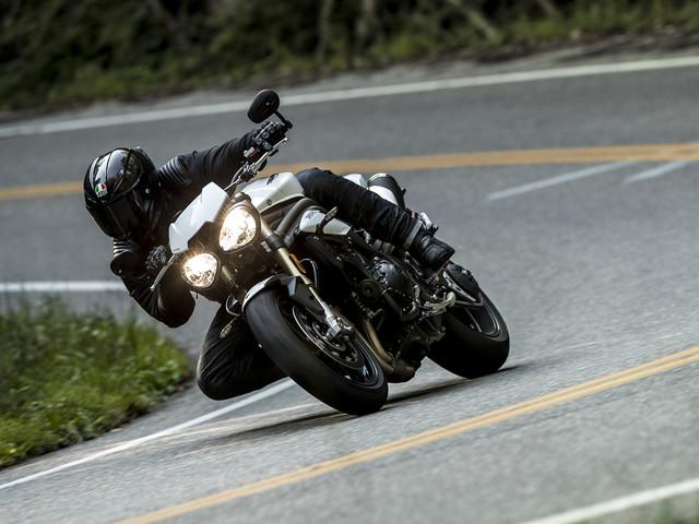 Triumph: arriva l'estensione di garanzia Triumph Just Ride