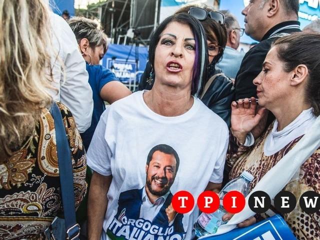 Manifestazione del centrodestra a Roma, le foto della giornata