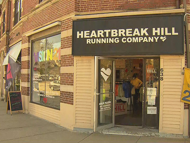 'We're Surviving,' Business Owners On Boston Marathon Route Optimistic For October Race