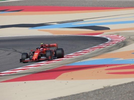 LIVE F1, GP Bahrain in DIRETTA: Hamilton chiude al comando il venerdì, Ferrari lontana
