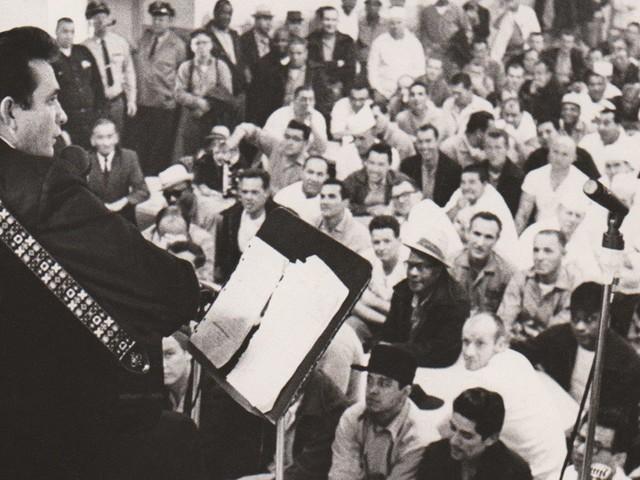 Il 13 gennaio 1968 è il giorno di Johnny Cash alla Folsom Prison, il live nel carcere che diventò un disco