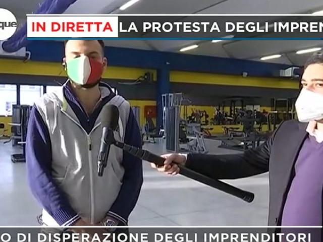 Covid, la palestra di Modena sfida i divieti e resta aperta