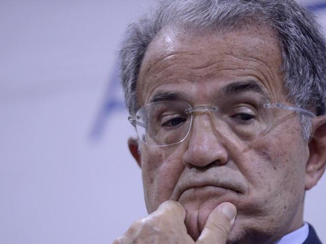 """Romano Prodi: """"Mozione del Pd su Visco è improvvida"""""""