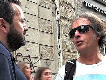 """Fq MillenniuM, gli italiani vogliono l'uomo forte? Il vox di Ricca: """"Servirebbe uno come Putin"""". """"Più partecipazione, non più autorità"""""""