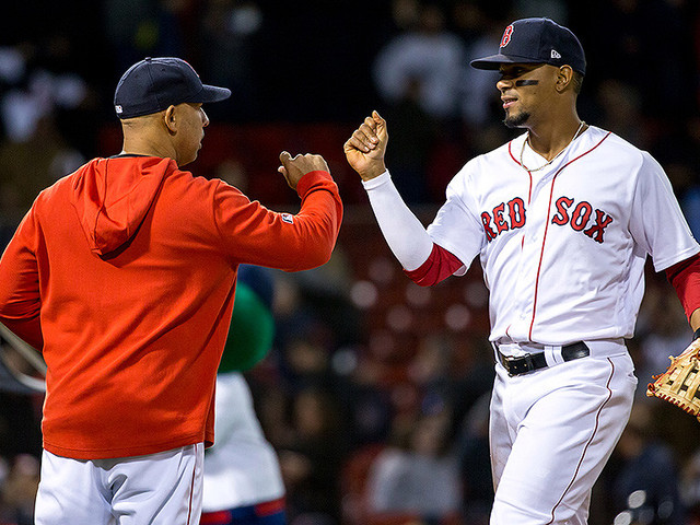 Xander Bogaerts On Alex Cora: 'He'll Be Dearly Missed'