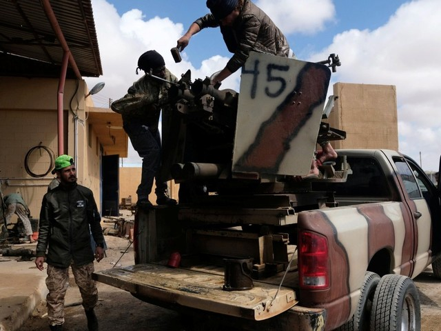Crisi Libia: vice-premier in Italia per una soluzione politica