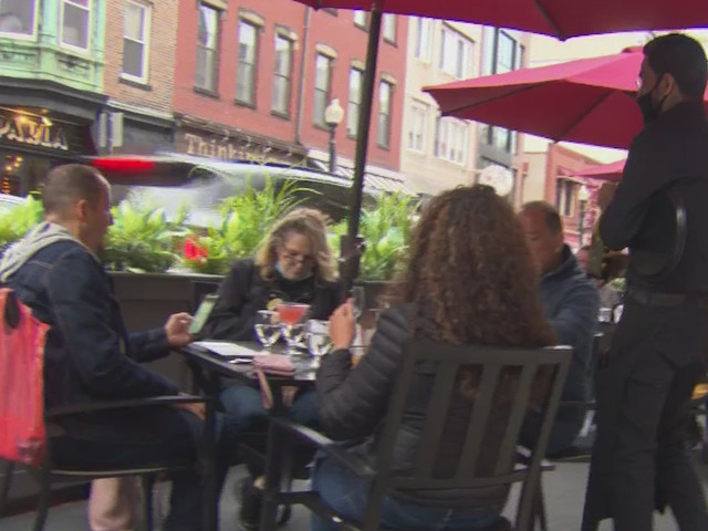 Boston Restaurants Looking For Workers As Mother's Day Drives Big Business