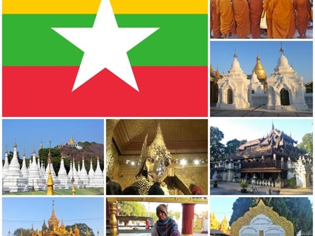Myanmar – 5a tappa: MANDALAY – 6a tappa.: AMARAPURA – 7a tappa: PINDAYA