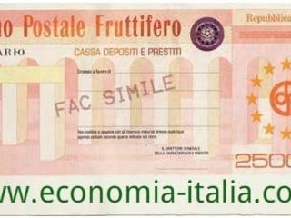 Buoni fruttiferi postali: Poste Italiane ci riprova!