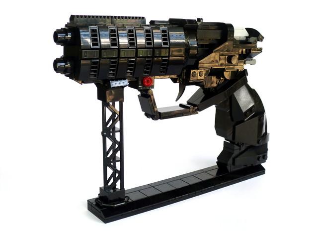 Replica LEGO del blaster di Blade Runner 2049