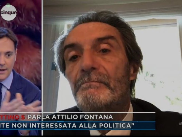 "Fontana ""Serve riflessione al centrodestra""/ ""Su Lombardia speculazione indegna"""