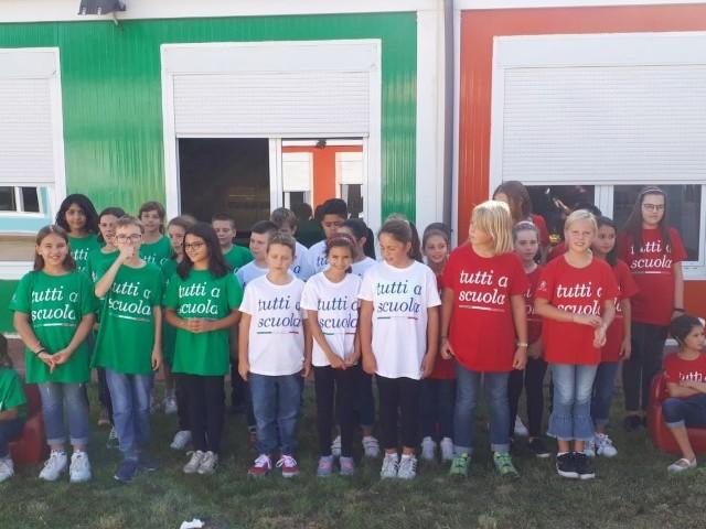 «L'Altalena» cantata dai bambini trentini ha commosso Mattarella e tutta Italia - Video