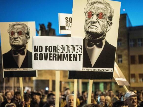 In difesa di George Soros: l'odio contro il miliardario è una malattia globale
