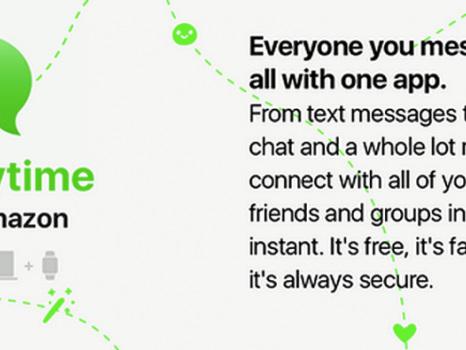 Più sicuro di WhatsApp già pronto Anytime di Amazon? Le differenze, messaggi e info acquisti insieme