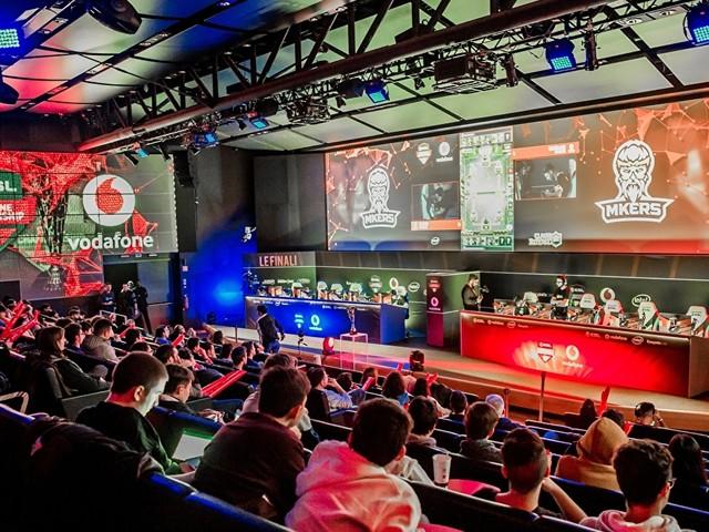 Le finali nazionali dell'ESL Vodafone Championship si terranno alla Milan Games Week