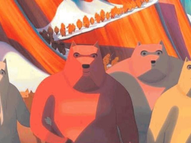 Il ritorno degli orsi di Buzzati (al cinema)