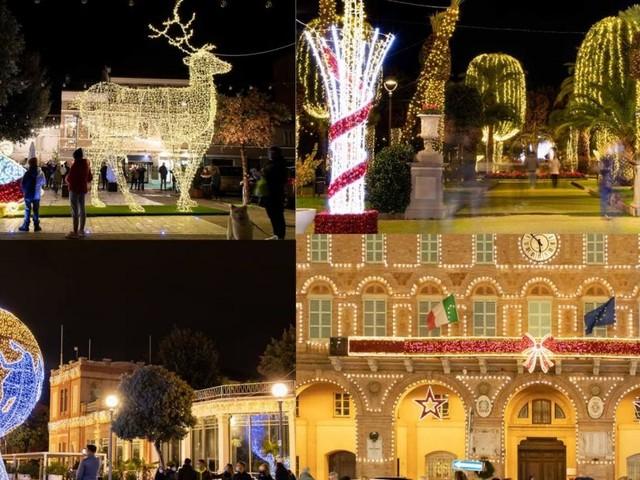 """Civitanova si 'accende' in vista del Natale, il sindaco: """"Un abbraccio di luce"""""""