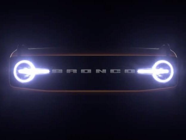 Ford Bronco - Nuovi teaser prima del debutto