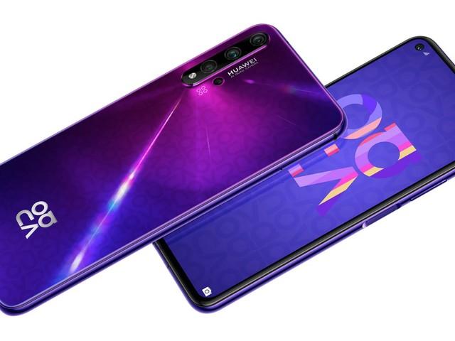 Huawei Nova 5T è ufficiale: scopriamolo insieme