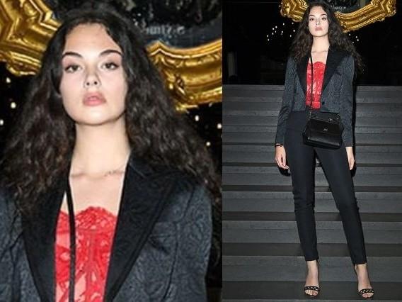 Addio Monica Bellucci, ora è Deva Cassel la nuova musa di Dolce&Gabbana