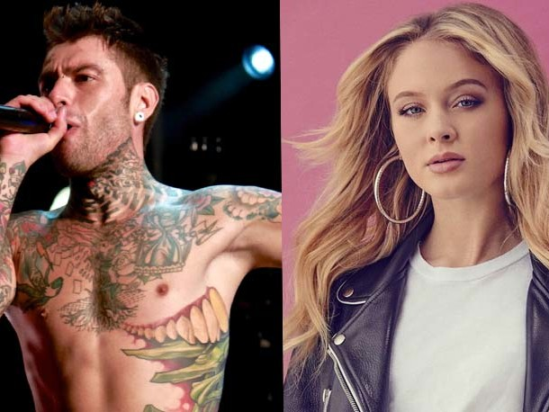 Fedez e Lara Larsson: 'Holding out for you', testo, traduzione e audio