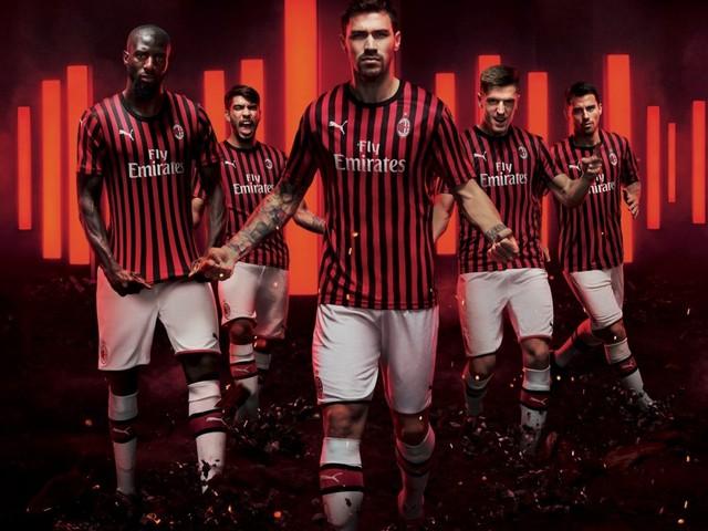 Milan, la nuova maglia celebra la Coppa Campioni '69