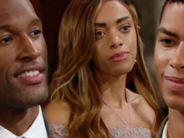 Anticipazioni Beautiful puntate americane: Zoe in intimità con Carter