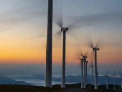 Dal 2010 in poi è aumentata la velocità globale del vento. Era in calo dagli anni '80