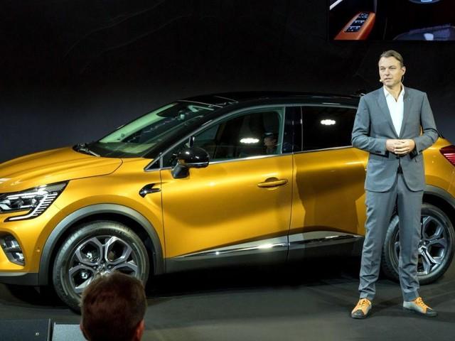 Renault Captur, il B-Suv fa il salto di qualità