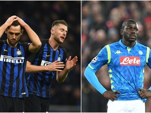 Champions all'ultimo respiro: l'Inter ci riprova, ma alle italiane non è sempre andata bene