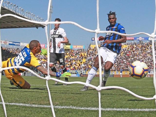 I 100 gol dell'Atalanta ai raggi x: manca solo la punizione vincente
