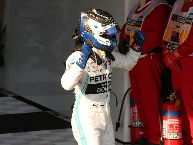 F1, la rivincita di Valtteri Bottas