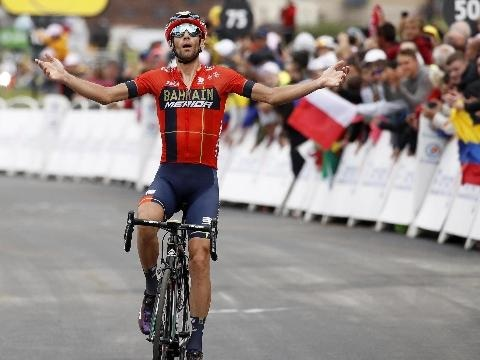 Ciclismo: Nibali va alla Trek-Segafredo