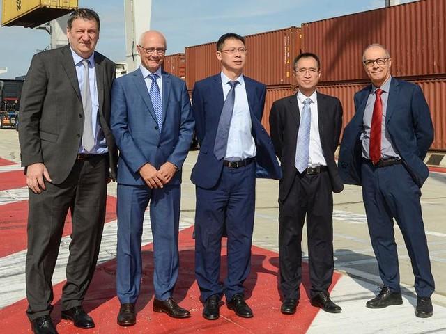 Interporto Padova, nuova alleanza con Guangzhou