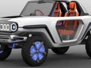 Suzuki e-Survivor Concept: ispira le nuove Jimny e Vitara VIDEO