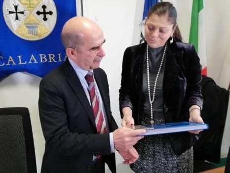 """Passaggio di consegne alla Regione per Santelli: """"Avanti senza pregiudizi per il bene dei calabresi"""""""