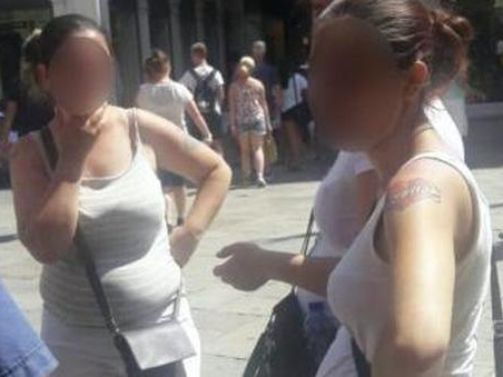 Disturba la banda di borseggiatrici: graffi e ombrellate da tre minorenni
