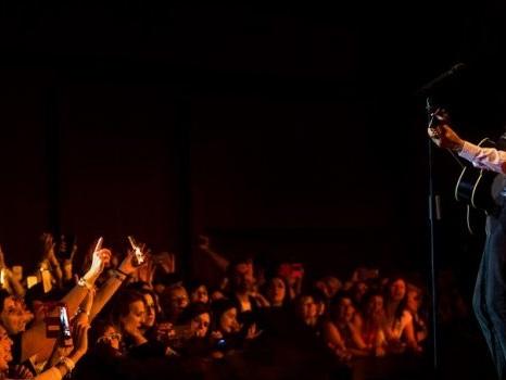 Claudio Baglioni all'Arena di Verona per i Wind Music Awards dopo il successo di Sanremo 2018