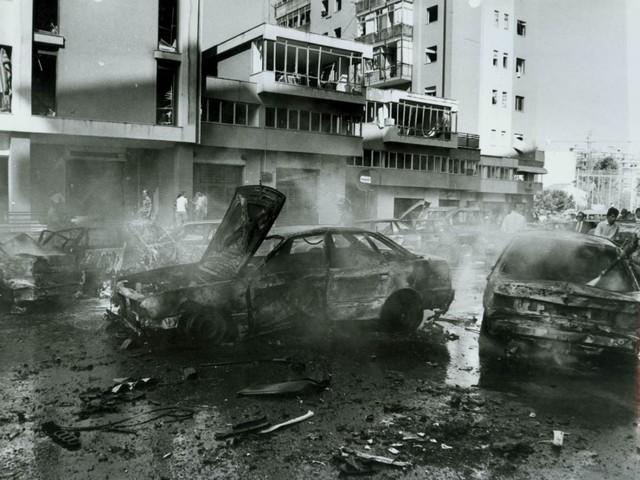 La morte di Paolo Borsellino e la strage di via D'Amelio: 27 anni fa l'attentato di Cosa Nostra [FOTO]