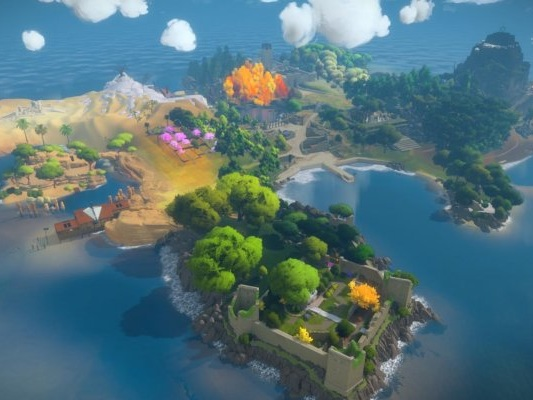 The Witness è il prossimo gioco gratuito dell'Epic Games Store, Oxenfree disponibile - Notizia - PS4
