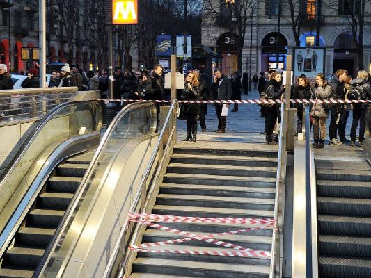 Lo sciopero dei mezzi pubblici GTT a Torino, mercoledì 13 dicembre