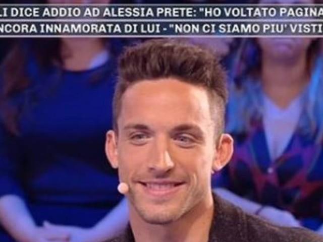 """Matteo Gentili: """"Alessia? Dimentico questa sfortunata parentesi"""""""