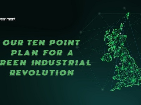 La green revolution della Gran Bretagna: dal 2030 stop alle auto a benzina e diesel. Dal 2023 niente più riscaldamento a gas per le nuove case