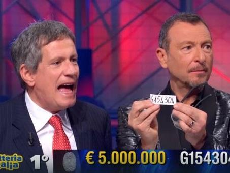 Lotteria Italia 2019, biglietto vincente: dove è stato venduto e numero tagliando