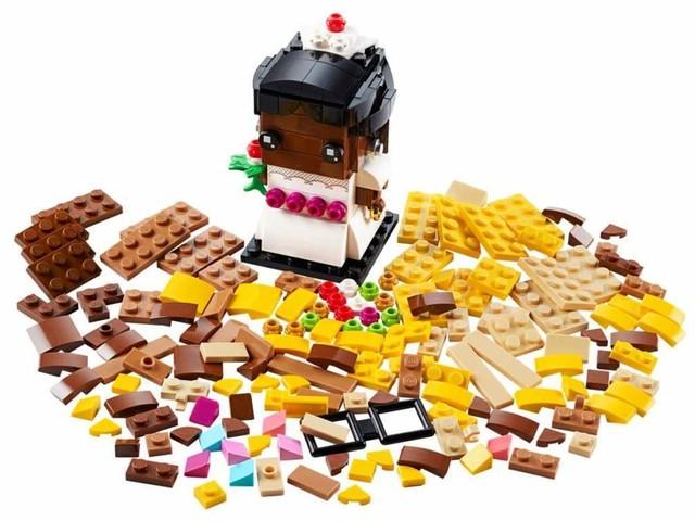 Disponibili le immagini dei nuovi LEGO BrickHeadz Seasonal del 2020