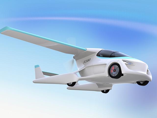 Tutti vogliono le macchine volanti