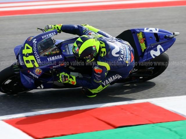 """Valentino Rossi, GP Aragon 2018: """"Situazione difficile, andiamo peggio che a Misano. Devo rimanere nei 10…"""""""
