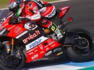 Test Jerez 2017: SBK vs MotoGP, la Ducati fa festa grazie a Dovizioso e Melandri