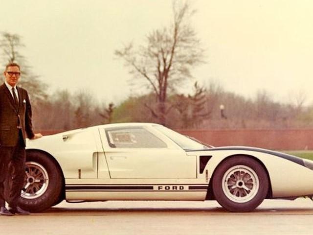 Ford GT40 - Un mito americano nato in Inghilterra - FOTO GALLERY