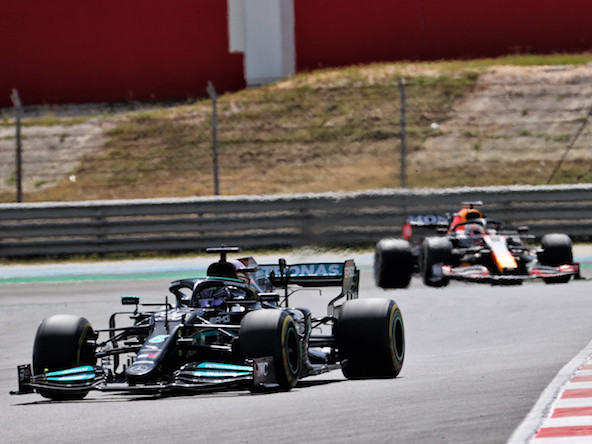 Mondiale Piloti F1 dopo GP Portogallo 2021